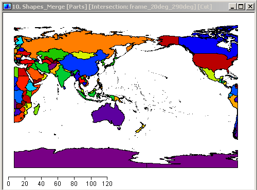 Creating a 0-360˚ Map System in Saga for Pacific-Centered Analyses ...