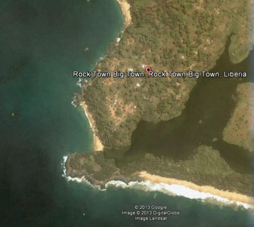 Digitizing High-Resolution Coastlines in Google Earth