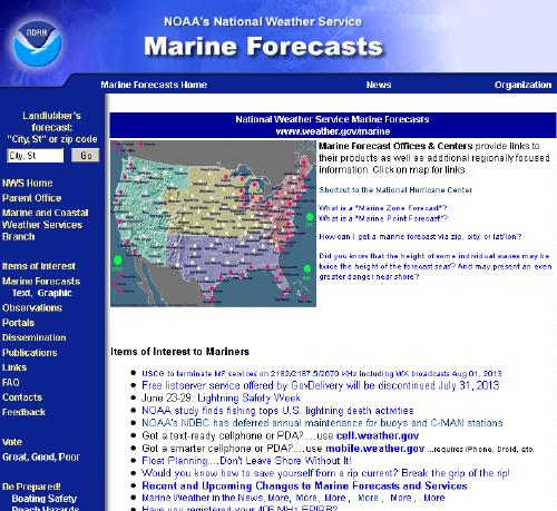 Accessing Global Marine Weather Products on noaa lake michigan weather map, noaa 2013 winter weather outlook, noaa weather by zip code, noaa national weather service forecast, severe weather forecast,